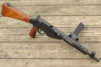 司登Mark V冲锋枪
