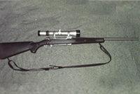鲁格M77步枪