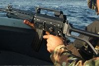 伯莱塔AR70/223自动步枪