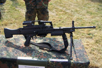 赫克勒-科赫MG4机枪