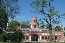 凯瑟琳宫的建筑