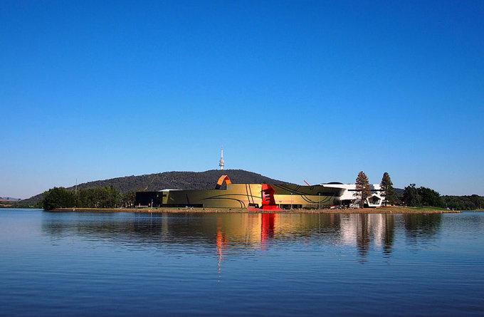 堪培拉澳大利亚国家博物馆