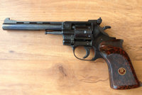 魏劳奇 HW-9转轮手枪