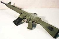 圣·巴巴拉CETME L型突击步枪