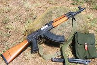 Zastava M70B1自动步枪