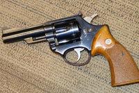 阿斯特拉357警用转轮手枪