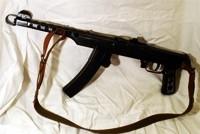 PPS-43冲锋枪