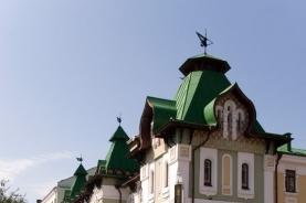 极富俄罗斯特色的街头建筑