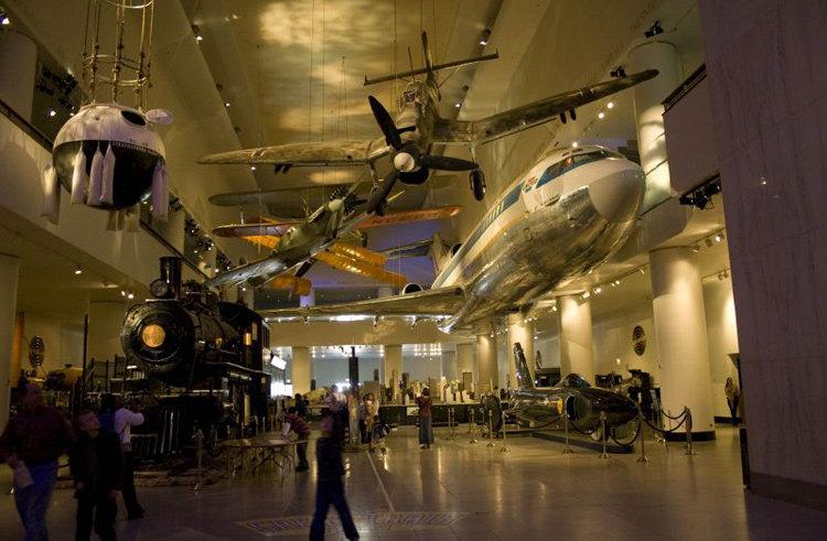 科学工业博物馆