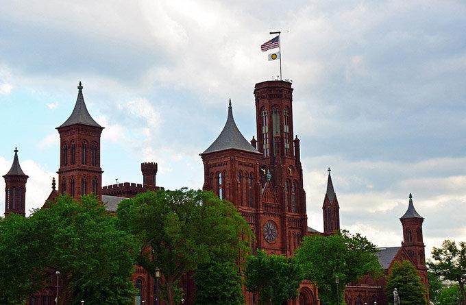美术馆和国家动物园