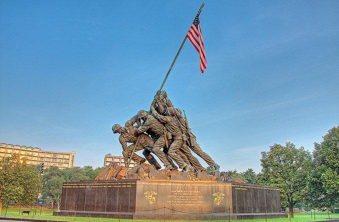 硫磺岛海战纪念碑