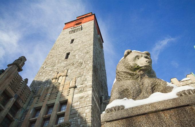 芬兰国家博物馆_赫尔辛基_丹麦_环球旅行_环球网