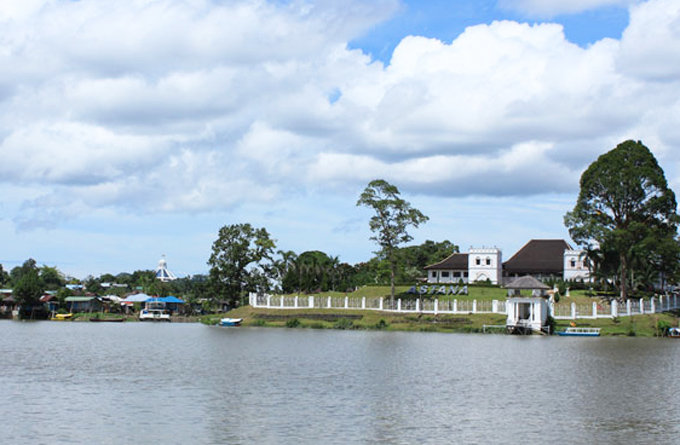 马来西亚古晋风景图片