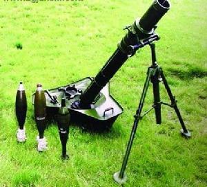 55式120毫米迫击炮