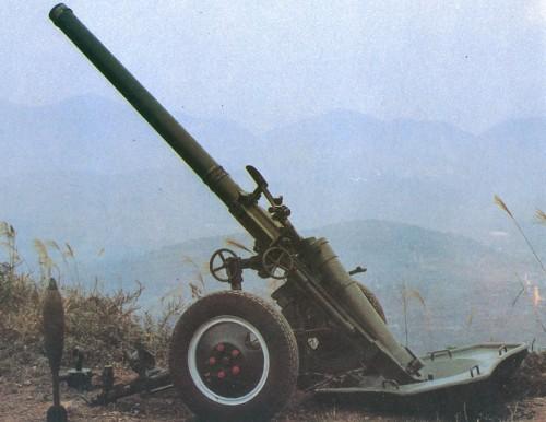 56式160毫米迫击炮
