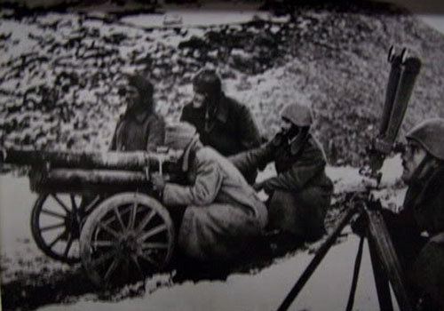 M1906式65毫米山炮