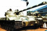T57/T58重型坦克