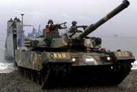 K1主战坦克