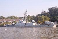 037IG型(红星级)导弹艇