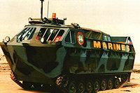 Aquatrack履带式两栖车