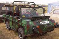LuAZ-96两栖战地支援车