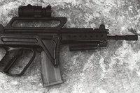 L和LC5.56毫米步枪