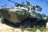 90式装甲人员运输车