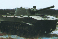"""前苏联2C9""""九度音""""-C迫击炮"""