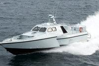 Manta级高速巡逻/拦截艇