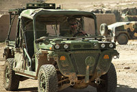 M1161轻型突击车(ITV/LSV)