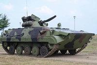 M-80机械化步兵战车
