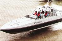 Sea Stalker 1500级高速冲击艇