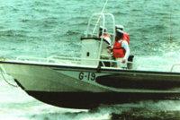 高速巡逻艇