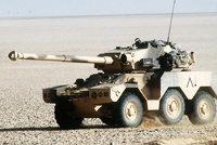 潘哈德ERC 90 F4装甲车