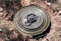 72式塑料壳反坦克地雷