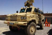 "OMC RG-31""林羚""装甲运输车"