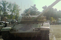 """""""佐勒菲卡尔""""主战坦克"""