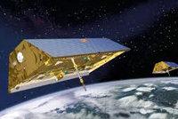 重力场恢复与气候实验卫星