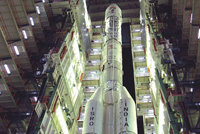 对地静止卫星运载火箭