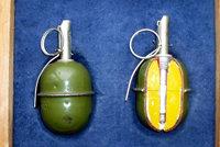攻-59式手榴弹