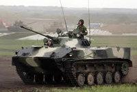 BMD-3空降战车