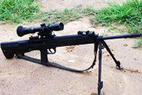97式5.56mm狙击步枪