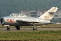 歼-5战斗机
