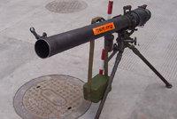 78式82毫米无后坐力炮