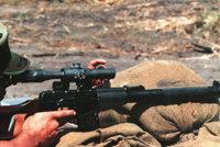 9毫米VSS微声狙击步枪