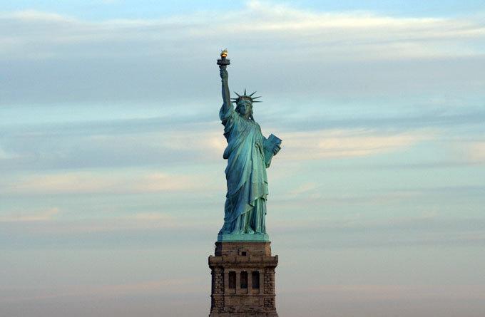 巴黎自由女神像_巴黎_法国