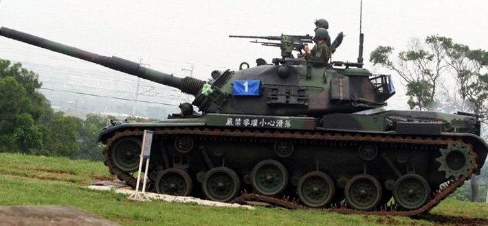 M48坦克