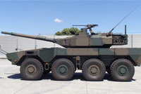 日本13式机动坦克