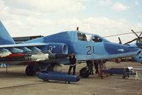 苏-25改进型/苏-25TM/苏-39