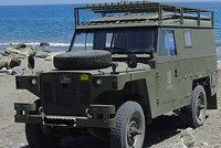 桑塔纳109型军用轻型车